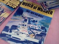 World of Wonder, Informative and Educational Children's Magazines - No:s 1 - 152