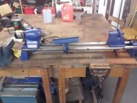 Record DML24 Wood turning Lathe