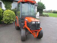 KUBOTA COMPACT TRACTO, STARTS AND RUNS WELL, IDEAL FOR SMALL HOLDING