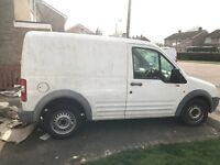 Ford Transit Connect 1.8 diesel 05 plate 118000 miles