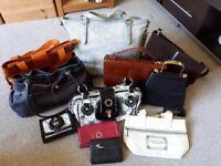 Joblot handbags