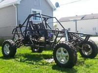 188hp long travel buggy. Bad Land ST4