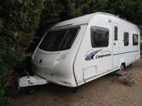 Fixed Bed/Four Berth Caravan