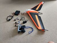 Parrot Disco customised fixed wing r/c plane for sale  Ramsgate, Kent