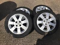 Corsa C wheels!! 4x100 R15