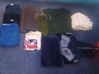Boys Uniform 5-6 years George and other clothes