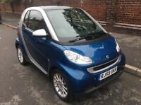 Smart FourTwo Car 0.8 Diesel 2009 59 Pan Roof Free Tax