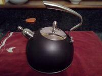 Kitchen kettle.