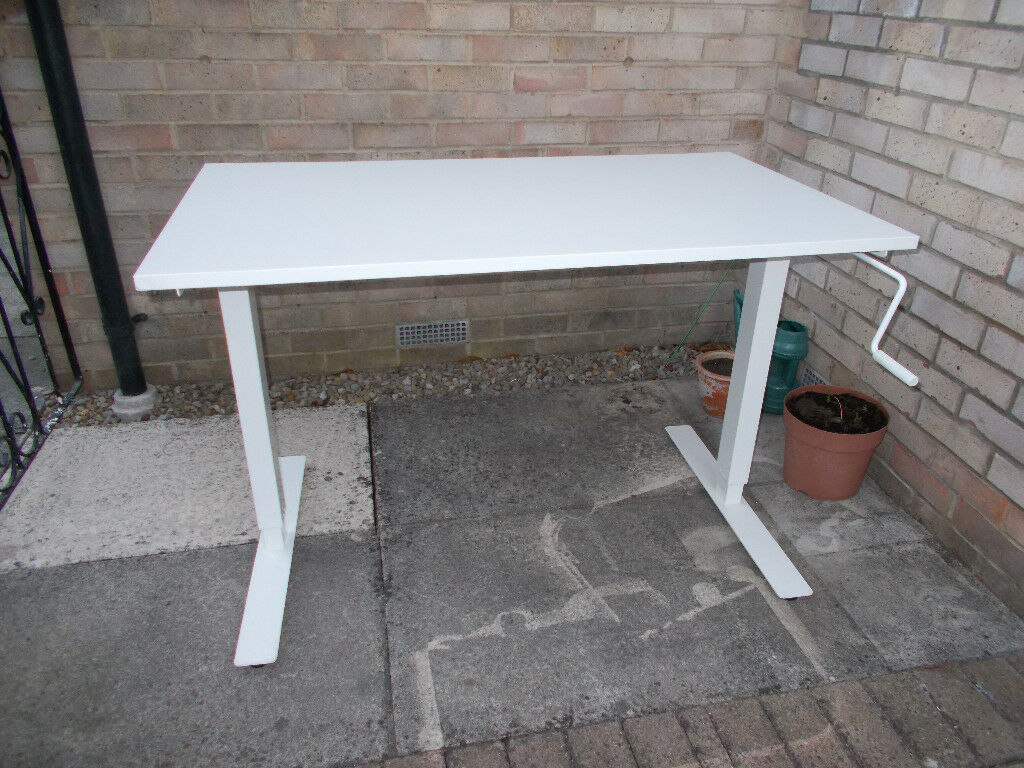 Ikea skarsta sit stand desk in harrogate north yorkshire