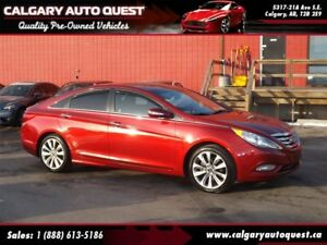 2011 Hyundai Sonata 2.0T Limited SUNROOF / FINANCING AVAILABLE