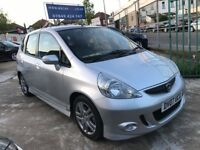 FINANCE £100 PER MONTH HONDA JAZZ SPORT 1.4 CVT AUTOMATIC 40,000 LOW MILES FULL HISTORY AUX 2 KEYS