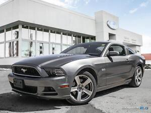 2013 Ford Mustang $187 B/W, GT, 5.0, LEATHER, GLASS ROOF, AUTO