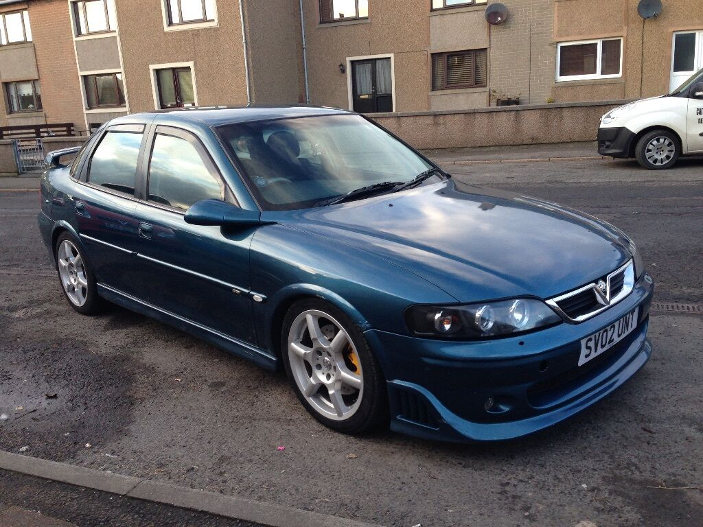 Vauxhall Vectra 2 6 V6 Gsi Msd Saloon For Sale