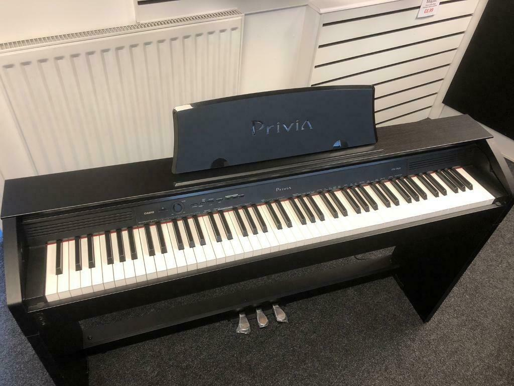 casio privia px760 digital piano in east grinstead west sussex gumtree. Black Bedroom Furniture Sets. Home Design Ideas
