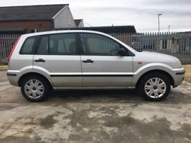 2006 FORD FUSION 1.4 2 5 DR HATCHBACK BARGAIN LOW MILEAGE GREAT CONDITION 12 ...