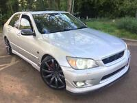 Lexus IS200 2005 (aero kit, fully loaded, TRD, low mileage, fsh)