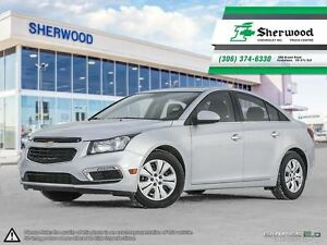 2016 Chevrolet Cruze LT w/ Sunroof!!