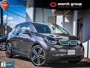 "2014 BMW i3 Only 3500 kms, Nav, 20"" wheels, Tech Package and D"
