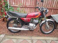 Yamaha RX-S 100cc - spares or repair
