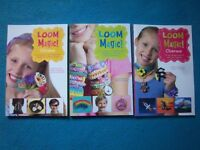 Set of 3 Loom Band Design Books IP1