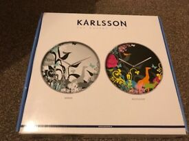 Karlsson kids clock new