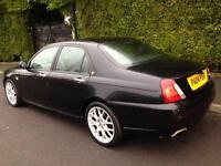 Automatic Black 2.0 Diesel MG ZT 2004 Automatic BMW engine 45MPG SATNAV 12 Months MOT £850