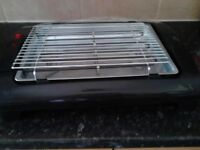 Electric Grill & Warmer