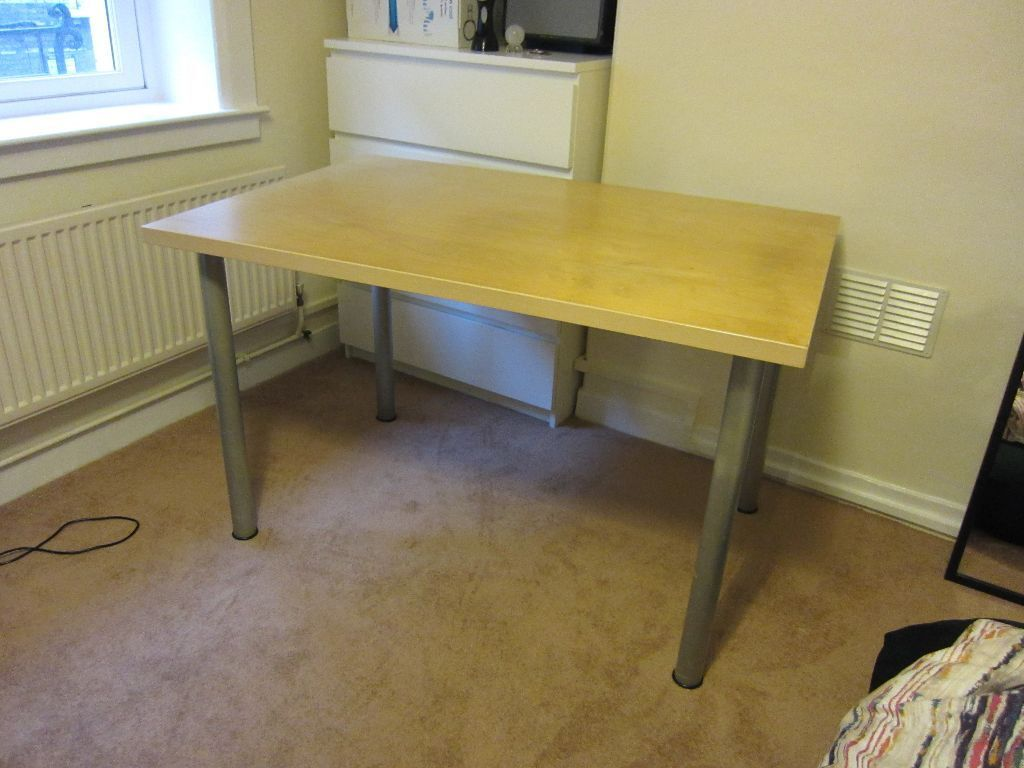 Ikea linnmon adils desk cm in victoria london gumtree