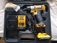 DeWalt DCF610D2 10.8 Volt XR