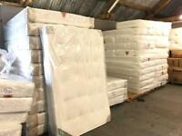 Single mattresses £79 double £99 all ready for delivery
