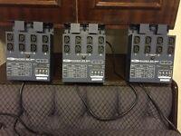 3 x Showtec multidim IEC MK 11