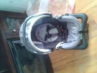 like new carseat an base