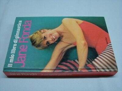 (Jane Fonda) Il mio libro di ginnastica 1983 Euroclub .