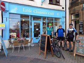 Cafe Jobs in Keswick, Lake District. Various positions and good wage. Join our fab team!