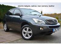 Lexus rx 400 h low mileage