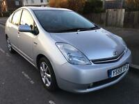 2006 (55) Toyota Prius 1.5 Hybrid T4 Electric FULL TOYOTA S/HISTORY BILLS 1FKeeper 2KEY MOT:3FEB2018
