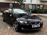 BMW 335I Convertibe Twin Turbo Automatic Low Mileage Hpi Clear
