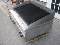 FALCON DOMINATOR PLUS/ 4 BURNER CATERING CHARGRILL NATURAL GAS