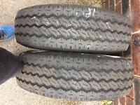 195/70r/15c maxxis van tyres