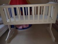 Bethany swinging cradle