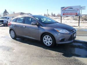 2014 Ford Focus SE! AUTO! HATCH! CERTIFIED!