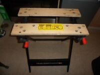 Workmate Black and Decker 301 for sale-cheap