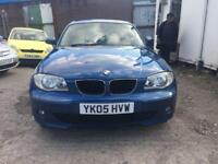BMW 1 series petroleum long mot 1195