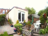 One bedroom Garden Flat with Patio