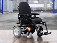Brand New Pride Lightning. FREE Delivery. Heavy Duty Electric Powered Wheelchair.