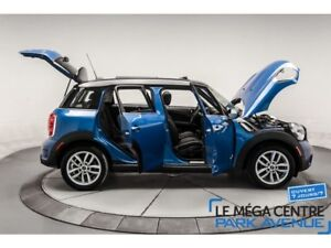 2014 MINI Cooper S Countryman AWD S, TOIT AUTOMATIQUE
