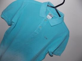 Ladies Lacoste polo
