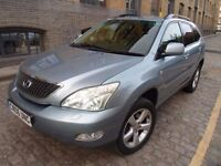 LEXUS RX 300 3.O SE ** AUTOMATIC ** FULL LEXUS HISTORY ** LEATHER ** ONLY 3995