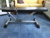 Kettler gym bench