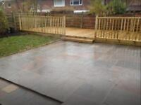 Gardens Drives - Fencing - Decking - Composite - Paving - Artificial Grass - Mini Digger - Patios